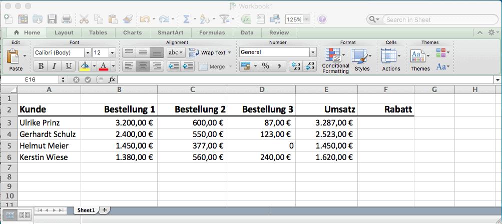 Wenn Dann Excel Formel