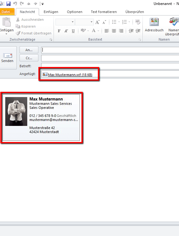 Ms Outlook E Mail Signatur Einrichten Schnelle Anleitung