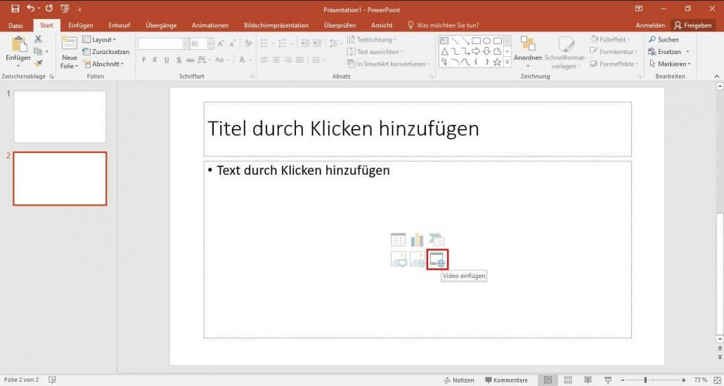 Videos in PowerPoint einfügen: Eine Anleitung | AS Computertraining