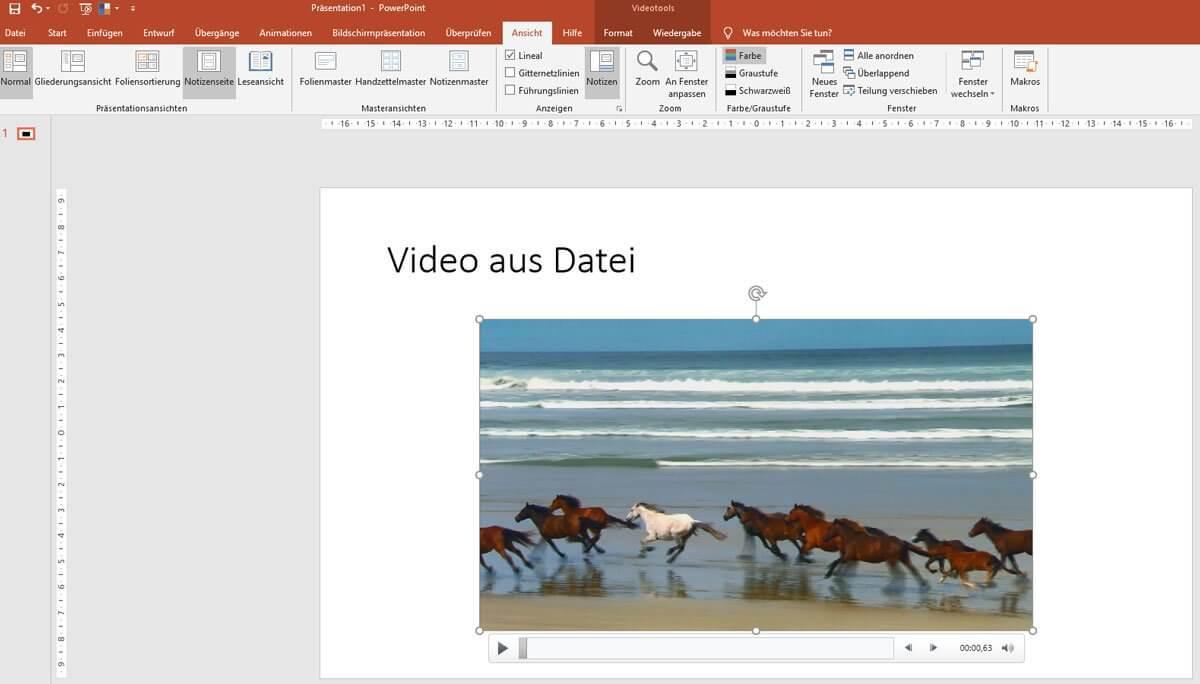 VIDEOS IN POWERPOINT EINFÜGEN – EINE ÜBERSICHTLICHE SCHRITT-FÜR-SCHRITT-ANLEITUNG
