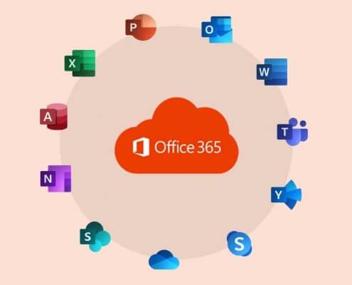 Titelbild Microsoft Office 365 - Was ist das